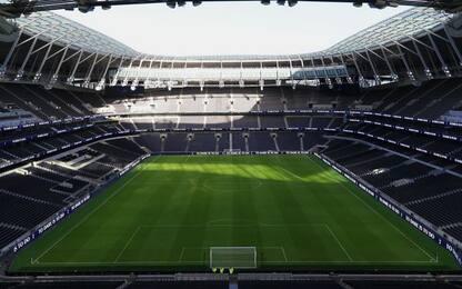 Covid, rinviata Tottenham-Fulham