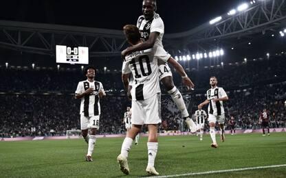 Bologna-Juventus, le quote degli ottavi di Coppa Italia
