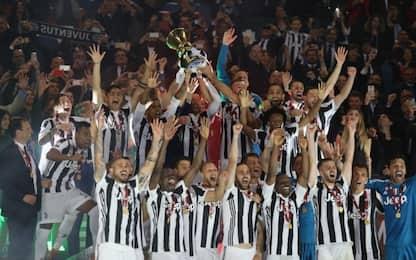 Ottavi di Coppa Italia, tutte le quote