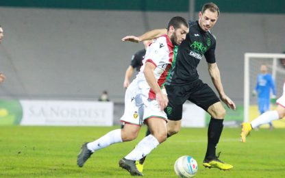 Serie C, 23^ giornata: i risultati del girone B