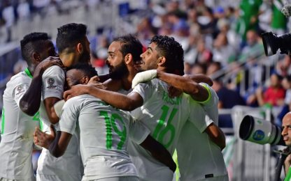 Coppa d'Asia, avanti Arabia Saudita, Iran e Iraq