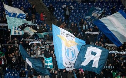 Lazio, cori razzisti e antisemiti all'Olimpico