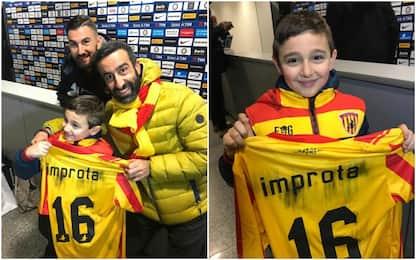 Inter-Benevento, la favola a lieto fine di Fabio