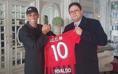 Rivaldo, nuova vita in Marocco: ecco lo Chabab