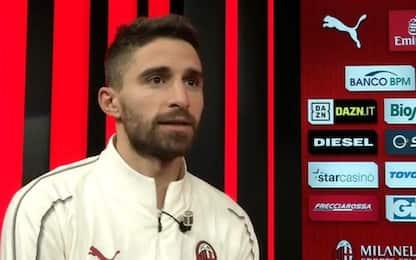 """Borini: """"Mai pensato di lasciare il Milan"""""""
