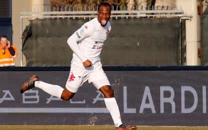 Tris del Padova, Verona ko. Cosenza-Ascoli 0-0