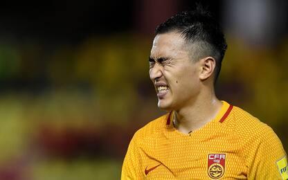 Sbaglia con la Cina, fuori squadra nel club!