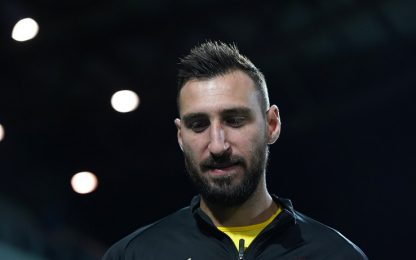 Antonio Donnarumma-Olympiacos: salta l'affare