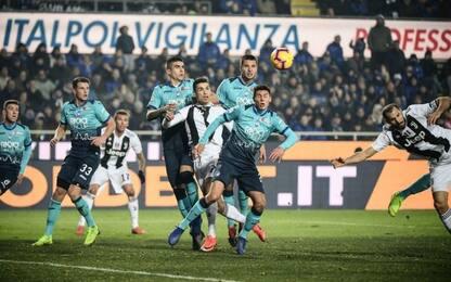 Atalanta-Juventus, le quote dei quarti di Coppa Italia