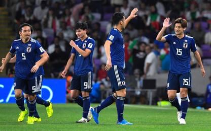 Coppa d'Asia, il Giappone è la prima finalista