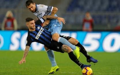 Inter-Lazio, le quote dei quarti di Coppa Italia