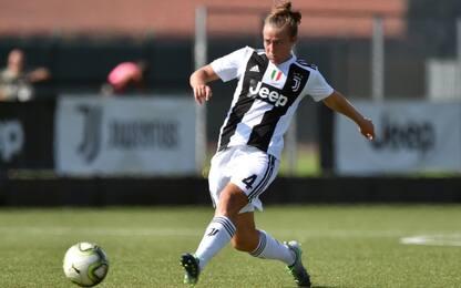 Serie A femminile, Juve-Roma su Sky