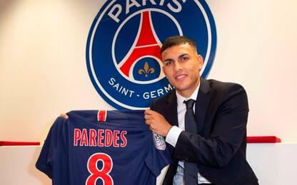 PSG, ufficiale l'arrivo di Leandro Paredes