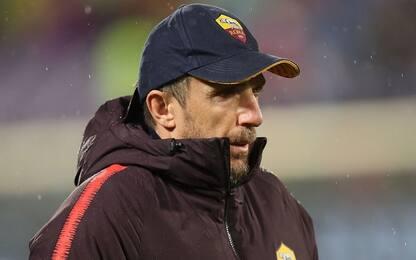 """Di Francesco: """"Non mi dimetto"""". Decisivo il Milan"""