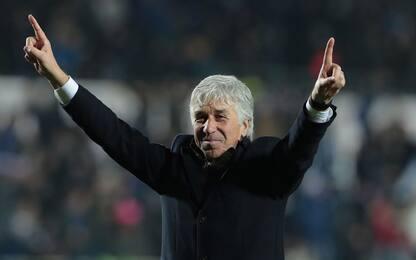 """Gasperini: """"Vittoria straordinaria, Zapata il top"""""""