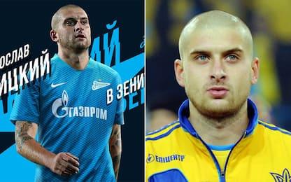 Rakitskiy-Zenit, no dell'Ucraina alla Nazionale!