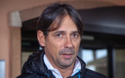 """Inzaghi: """"Contro l'Inter servirà personalità"""""""