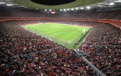 Calcio donne, record in Spagna: a Bilbao in 48000