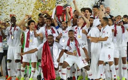 Il Qatar è campione d'Asia: Giappone ko 3-1