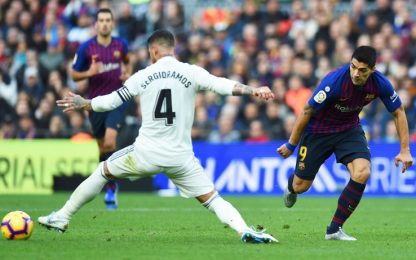 Coppa del Re, Barcellona-Real Madrid in semifinale