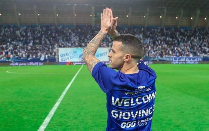 Giovinco-Al-Hilal, presentazione da star. VIDEO