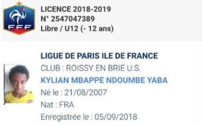 L'altro Kylian Mbappé: l'11enne che piace al PSG