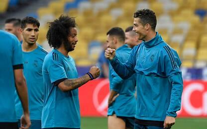 """Marcelo: """"Juve club spettacolare"""". E su CR7..."""