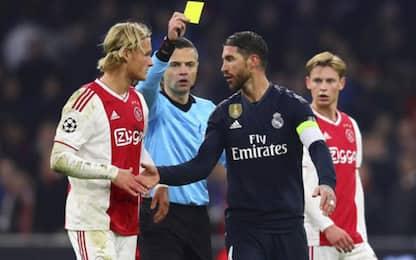 """Giallo tattico? Ramos: """"Lo avrei fatto ai gironi"""""""