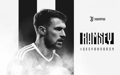 Ramsey alla Juve, è ufficiale. E che stipendio!