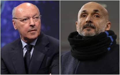 Inter, incontro Marotta-Spalletti ad Appiano