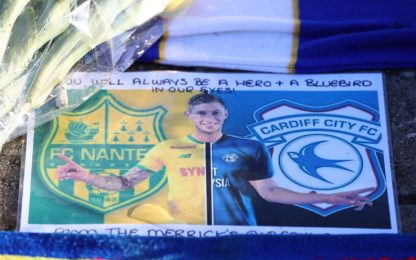 Emiliano Sala, Cardiff pagherà 6 milioni al Nantes