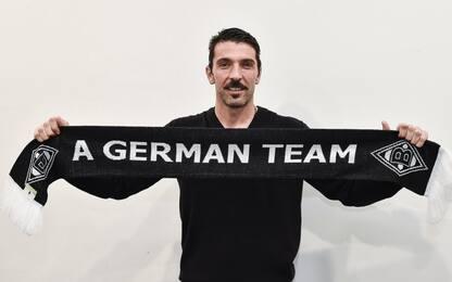 """Buffon passione Gladbach: """"Grazie al Subbuteo"""""""