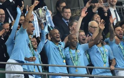 Sarri cade ai rigori, Coppa di Lega al Man City