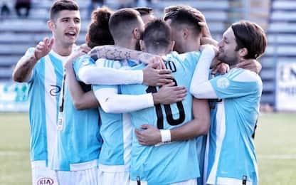 Serie C, i risultati della 30^ giornata