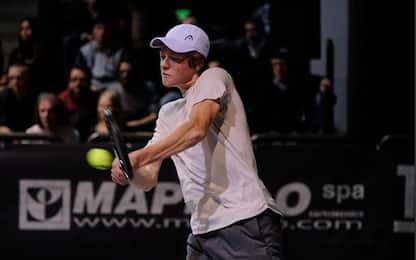 Winner Sinner! Nuova stella nel tennis italiano