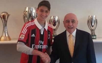 """Galliani su Gigio: """"Era già dell'Inter, poi..."""""""