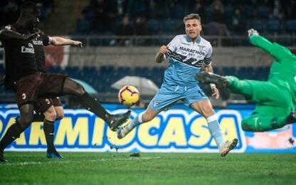 Lazio-Milan, le quote della semifinale d'andata di Coppa Italia