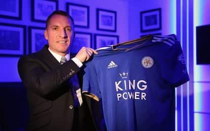 Rodgers nuovo allenatore del Leicester: ufficiale