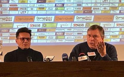 """Novellino: """"Catania? Ho detto sì in un minuto"""""""