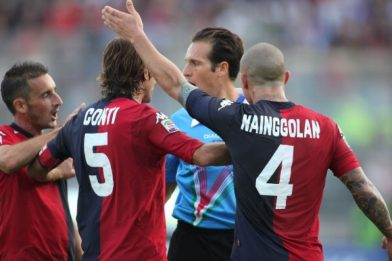 "Conti racconta Nainggolan: ""Allegro e generoso"""