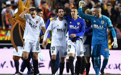 Coppa del Re, Valencia in finale: Betis ko 1-0