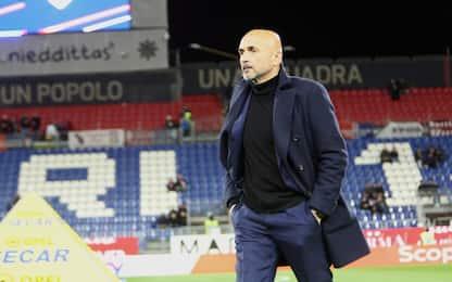 """Spalletti: """"Icardi? L'Inter si aiuta in campo"""""""