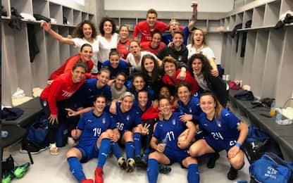 Cyprus Cup, Italia in finale: Thailandia ko 4-1