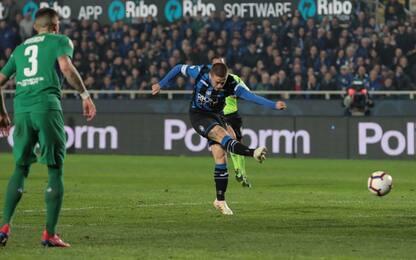 Serie A, le migliori giocate della 26^ giornata