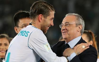 Perez-Ramos, prove di pace: presto l'incontro