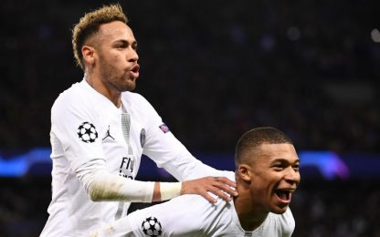 Mbappé-Neymar: Real, sarà mercato d'oro per il Sun