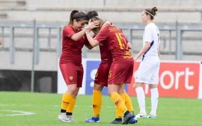 Coppa Italia: Roma-Fiorentina 1-1, Milan-Juve 1-2