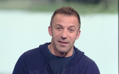 """Del Piero: """"Auguri Trap, per me un maestro"""""""