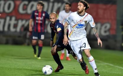 Crotone-Lecce 2-2: gol e spettacolo allo Scida