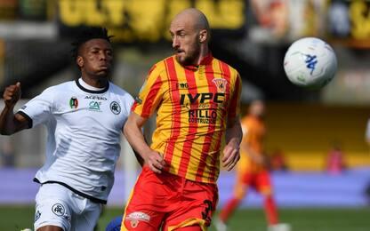 Serie B, non omologato Benevento-Spezia 2-3